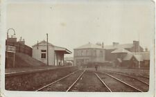 More details for burry port. railway station by f.j.anthony, llanelly.