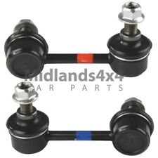 For JEEP COMPASS PATRIOT DODGE CALIBER REAR STABILIZER LINKS DROP LINKS x2