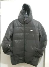 "PENFIELD MEN'S ""MAKINAW"" BLACK REFLECTIVE INSULATED PACKABLE JACKET SIZE: M"