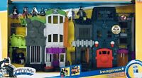 Imaginext - Gotham City Crime Alley - Fisher Price DC Super Friends New