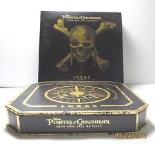 Lorac Limited Edition Pirates Of The Caribbean Disney Eye Shadow Palette
