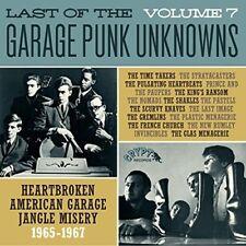 VARIOUS/GARAGE PUNK UNKNOWNS - THE LAST OF..VOL.7   VINYL LP NEUF