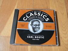Earl Bostic 1952-1953 - CD Blues & Rhythm Chronological Classics 5093