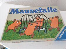 Original Mausefalle Brettspiel von Ravensburger - Vintage 80er - Vollständig - g