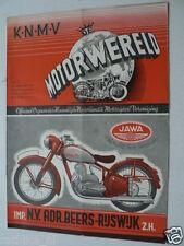 DMW 1949-07,COVER JAWA,MANET 98CC,GUZZI 500 CC RACER,AJS,EMSA ADD,ESSO ADD