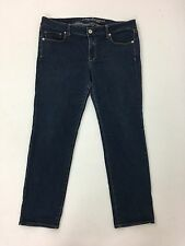 American Eagle Outfitters 14 Super Stretch Skinny Cropped Jeans