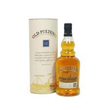 Old Pulteney 12YO 70cl 40% Tube Single Malt Scotch Whisky