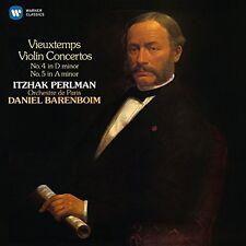 Itzhak Perlman - Vieuxtemps Violin Concertos N [CD]
