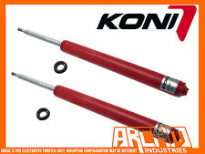 HOLDEN COMMODORE VT VX VY VZ KONI ADJUSTABLE FRONT SHOCK ABSORBERS