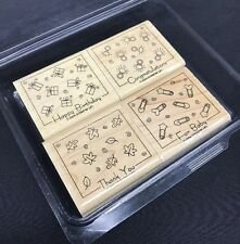 NEW! Stampin Up Stamp Set Fabulous Four