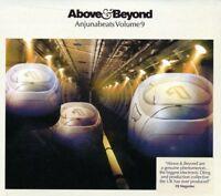 Above and Beyond Anjunabeats Volume 9 [CD]