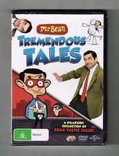 Mr.Bean -Tremendous Tales Dvd 2-Disc Set Brand New & Sealed