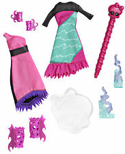 Monster High Lagoona Blue fashion Pack color me Creepy coleccionista accesorios y7727