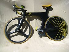 LOTUS TT Racing Cycle  - Lotus 110 full carbon Road / TT Bike in A1 order