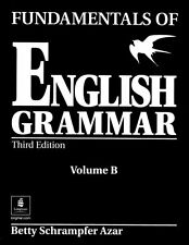 Fundamentals of English Grammar (Black), Student Book B (Without Answer Key), Th