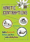 Kinetic Contraptions: Build a Hovercraft, Airboat, and More with a Hob-ExLibrary