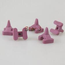 20pcs céramique cuisson peg dental lab pour porcelaine four four plateau antérieur #1