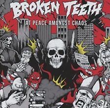 Broken Teeth HC - At Peace Amongst Chaos (NEW CD)