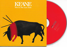 KEANE - This is the last time CD SINGLE 2TR EU Cardsleeve 2005 (Island Records)