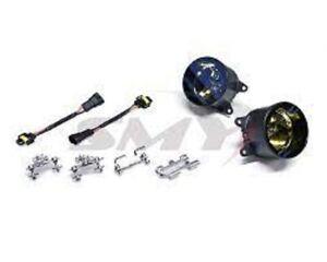 SMY For 2011-2014 Subaru WRX / STI / IPF JDM Fog Lights - SMYIPF1114