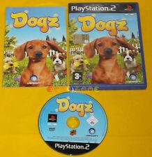 DOGZ Ps2 Versione Ufficiale Italiana 1ª Edizione Dog Z ••••• COMPLETO