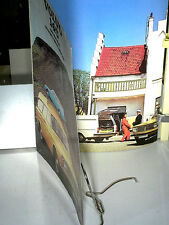 BEAU DEPLIANT VOLVO 145 BREAK/STATION WAGON/UTILITAIRES 02 1971 FRENCH EDITION