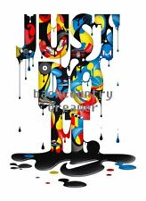 NIKE JUST DO IT Poster [36 x 24] Brand Promo Advertising Print Wall Poster 2