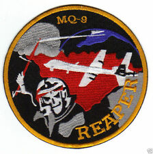 USAF UAV PATCH, MQ-9  REAPER , REPRO                             Y