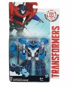 Transformers Robots in Disguise Warrior Class BLIZZARD STRIKE OPTIMUS PRIME