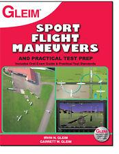 Gleim Sport Pilot Flight Maneuvers and Practical Test Prep Book - 2nd Ed.