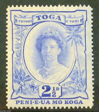 Mint No Gum/MNG Tongan Stamps (1900-1970)