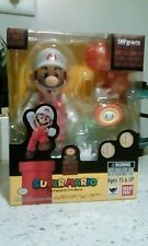 World of Nintendo Super Mario Deluxe Action Figure by SHFiguarts NEW!