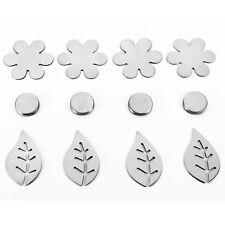 4 Metaltex magnetische Tischdecken Gewichte Tischtuchklammern Tischdeckenklammer