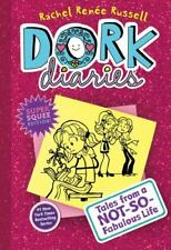 Dork Diaries: Tales from a Not-So-Fabulous Life by Rachel Renée Russell (2009, Hardcover)