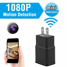 1080P Full Hd Adapter Spy Mini Video Recorder Dvr Hidden Camera 32G Wifi Usa Hmx
