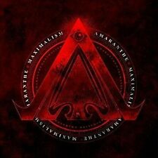 AMARANTHE - MAXIMALISM CD COMPLETE with disc, jewel case and inserts! FAST SHIP!