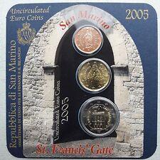 San Marino Minikit 2005 UNC