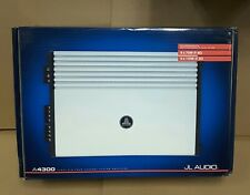 Jl Audio A4300 4 Channel Car Amplifier 440-watt * NEW in Box with Manual *