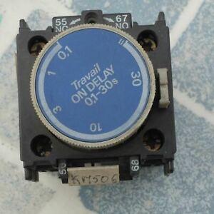 Telemecanique LA2-D22A65 minuteur pour contacteur 0,1 - 30s