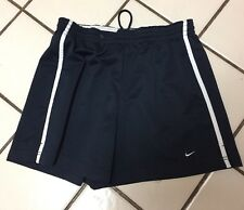 Nike Running Work Out Fitness Sport Shorts Blue polyester Women's M 8 - 10