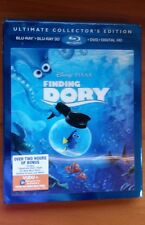 Disney Finding Dory (Blu-ray/DVD, Includes Digital Copy 3D) Free Shipping
