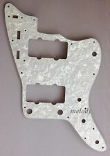 NEW Jazzmaster Pickguard White Pearl 4 Ply for USA Fender Guitar