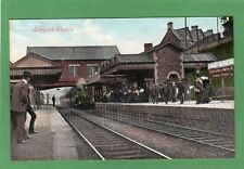More details for railway station bargoed pc unused   ref h930