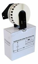 6 Rolls DK-2210 Brother-Compatible Continuous Labels With PERMANENT Cartridge