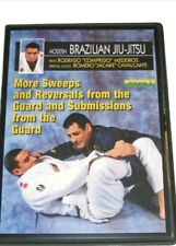 Modern Brazilian Jiu Jitsu #3 Dvd Rodrigo Comprido Medeiros
