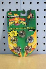 Mighty Morphin Power Rangers - Collectable Action Marbles Series 1