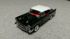 Chevrolet Bel Air 1957 black/white top (Franklin mint) 1/43 !!!RARE!!!
