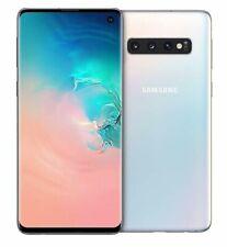 Samsung Galaxy S10 Plus S10+ SM-G975F 128GB Prism White Weiß ohne Simlock Duos