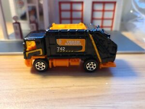 Garbage Truck 1/64 diecast loose Matchbox