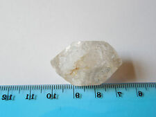 35mm HERKIMER DIAMOND QUARTZ CRYSTAL/ from NY; 66.5 CT; ORGONE: Metaphysical#15